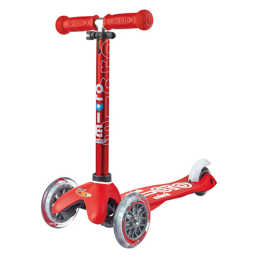 Mini Micro Scooter Deluxe Red