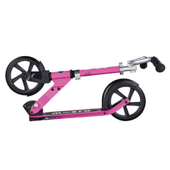 Cruiser Micro Scooter Pink Folded