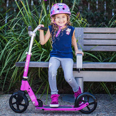 Cruiser Micro Scooter Pink Girl