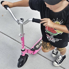 Cruiser Micro Scooter Pink Top