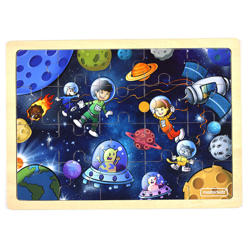 Masterkidz Jigsaw Puzzle Space Trip 20 Pieces
