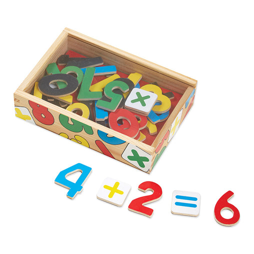 Melissa & Doug Magnets Numbers Box of 37