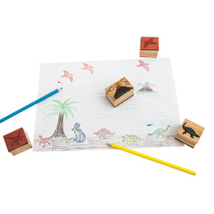 Melissa & Doug Dinosaur Stamp Set Picture