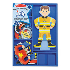Melissa & Doug Joey Magnetic Dress Up Packaging