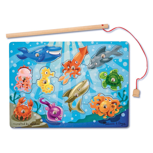 Melissa & Doug Magnetic Fishing Game