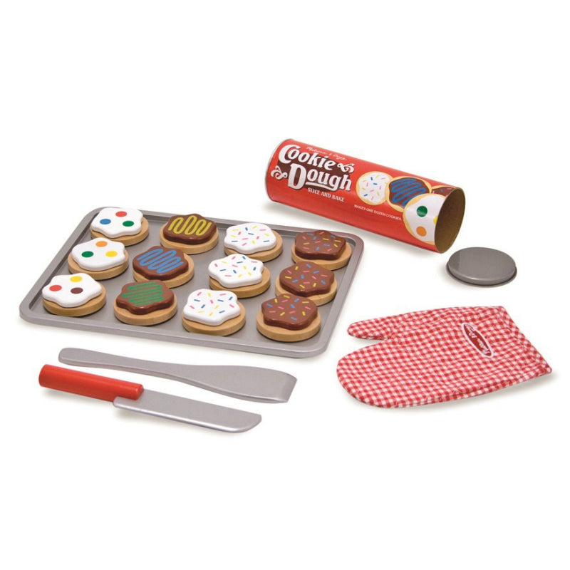 Melissa & Doug Slice & Bake Cookie Set