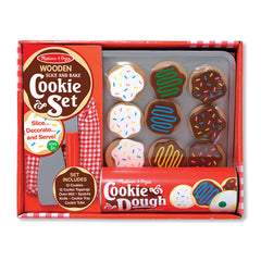 Melissa & Doug Slice & Bake Cookie Set Packaging