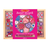 Hearts Bead Set