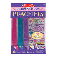 Melissa & Doug Design Your Own Bracelets Packaging