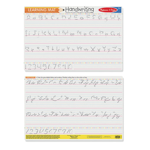 Melissa & Doug Write-a-Mat Handwriting