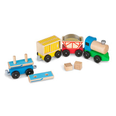 Melissa & Doug Cargo Train Pieces