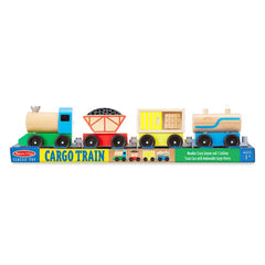 Melissa & Doug Cargo Train Packaging