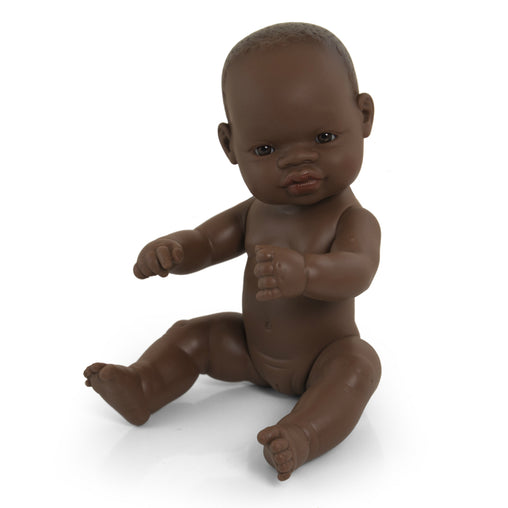 Doll African Girl 32cm (Undressed)