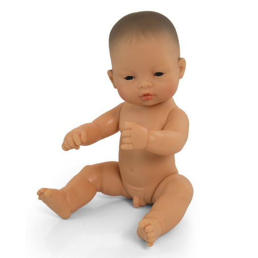 Miniland Doll Asian Boy 32cm