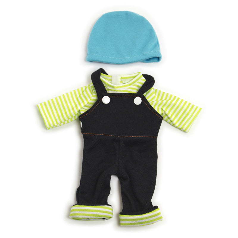 Miniland Stripey Winter Jumper Clothing Set (32cm Doll)
