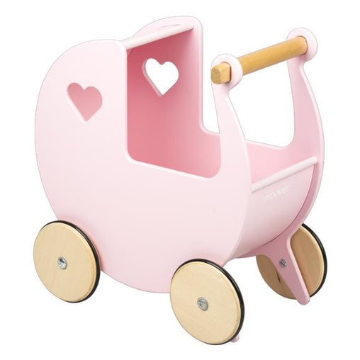 Moover Dolls Pram - Light Pink