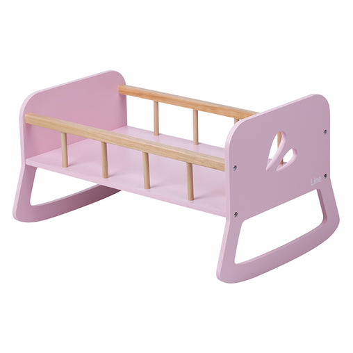 Light Pink Moover Line Dolls Cradle