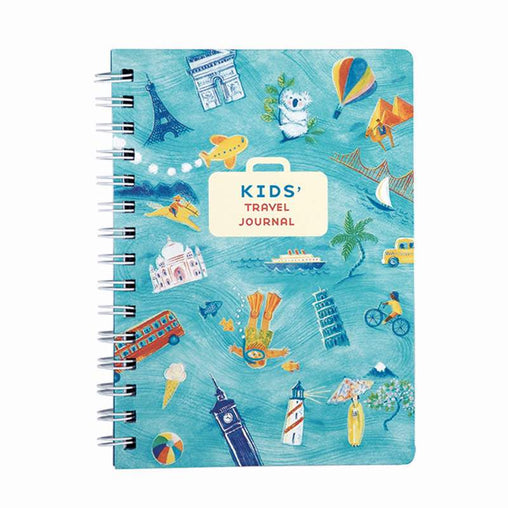 Mudpuppy Kids Travel Journal