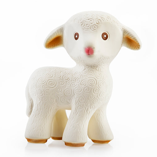Caaocho Mia The Lamb Baby Teething Toy