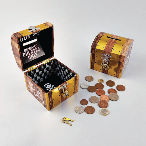 Floss & Rock Money Box Pirate