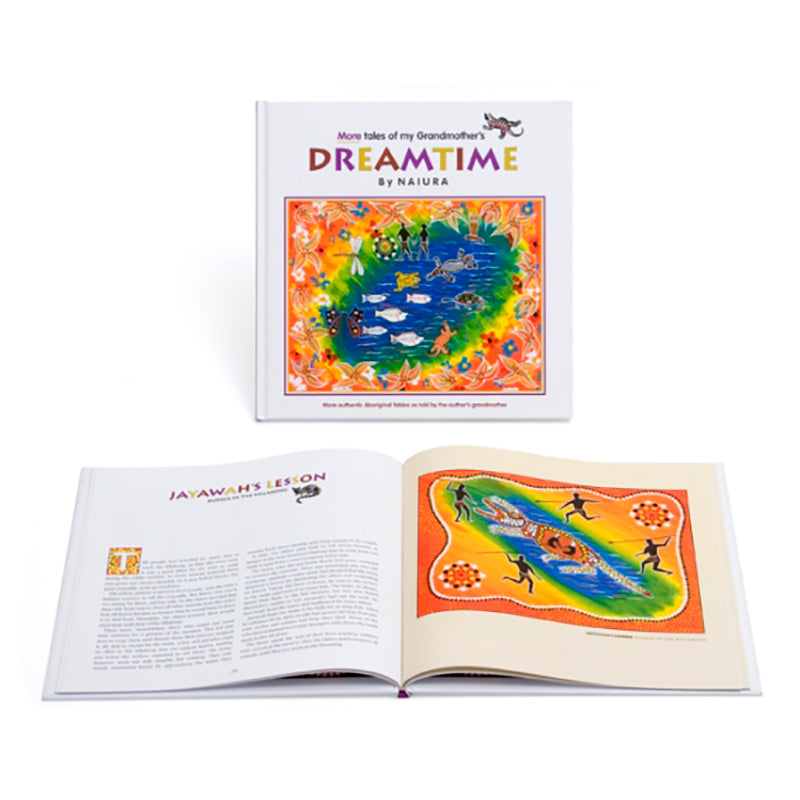 Kidstart More Tales of my Grandmother's Dreamtime by Naiura - Hardcover Book