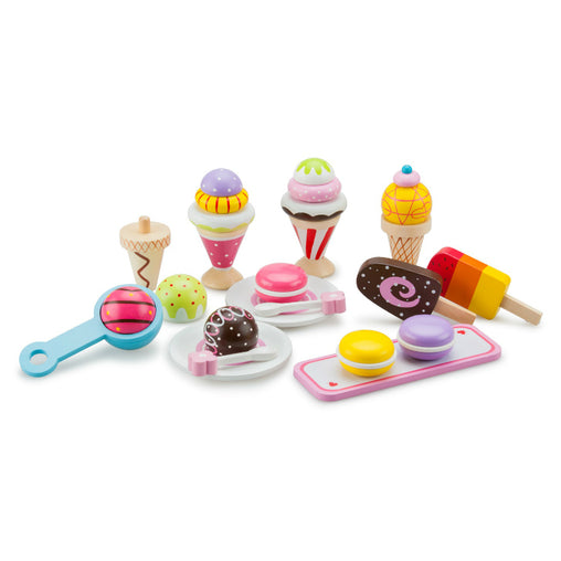 New Classic Toys Gourmet Ice Cream Set