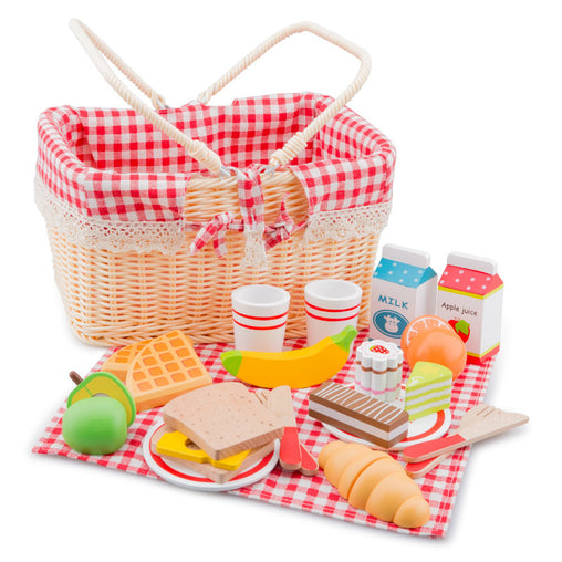 New Classic Toys Picnic Basket