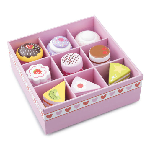New Classic Toys Pastry Set in Box