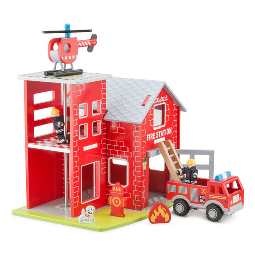 New Classic Toys Large Fire Station