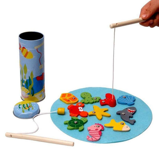 KaperKidz Fishing Tin Game