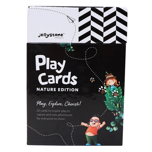 Jellystone Designs Nature Play Cards Box