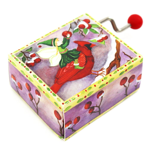 Enchantmints Mini Music Box Christmas - Nutcracker Suite