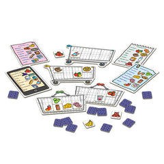 Orchard Toys Shopping List Game Pieces
