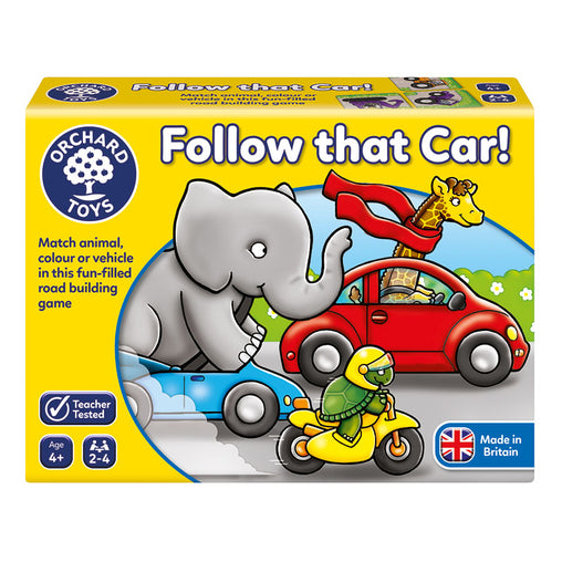 Orchard Toys Follow that Car! Game