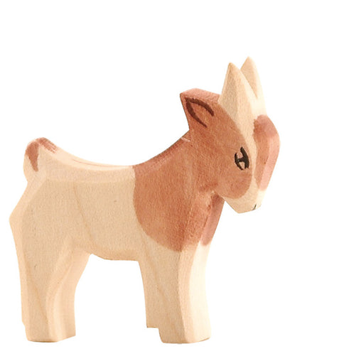 Ostheimer Wooden Kid Goat Standing Small