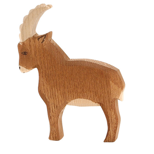 Ostheimer Wooden Mountain Goat