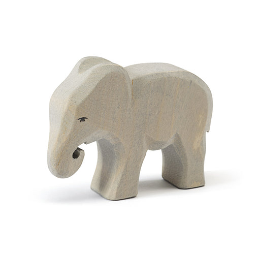 Ostheimer Wooden Elephant Eating Small