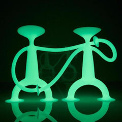 Moluk Oogi Glow in the Dark Silicone Suction Toy Pair 2