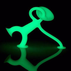 Moluk Oogi Junior Glow in the Dark Silicone Suction Toy