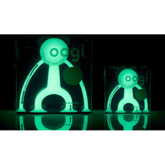 Moluk Oogi Junior Glow in the Dark Silicone Suction Toy 3