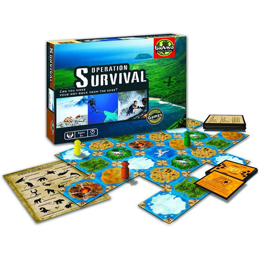 Bioviva Operation Survival Game