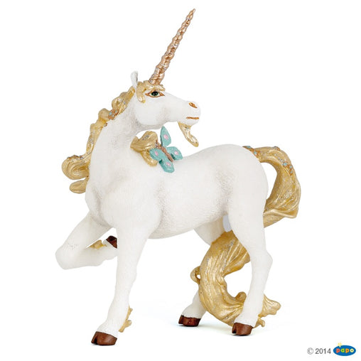 Papo Unicorn Gold 39018