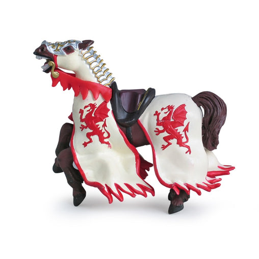 Papo Dragon Horse Red 39388
