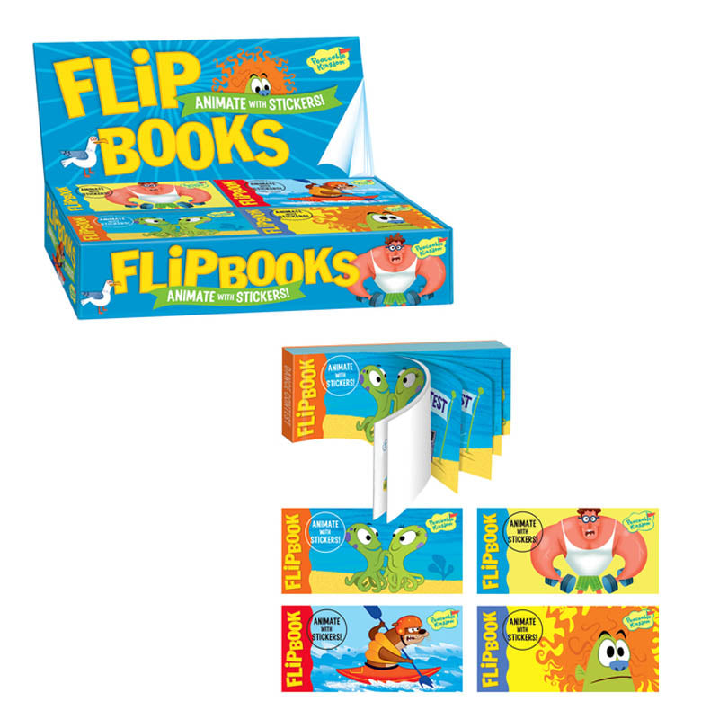 Peaceable Kingdom Flip Book