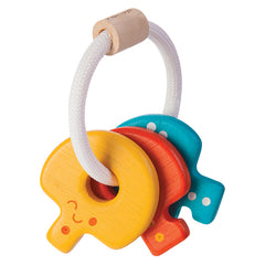 PlanToys Baby Key Rattle