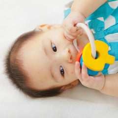 PlanToys Baby Key Rattle 2