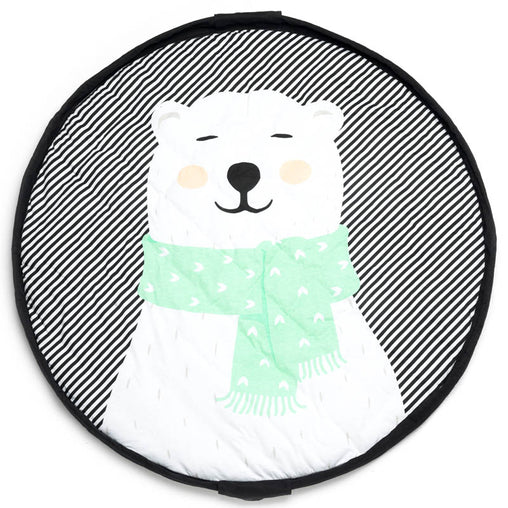 Play & Go Toy Storage Bag Soft Collection Polar Bear 2