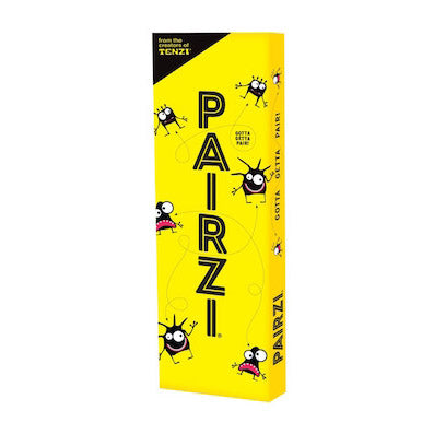Carma Games Pairzi Packaging