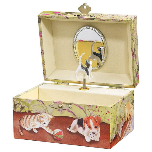 Enchantmints Playful Pets Music Box