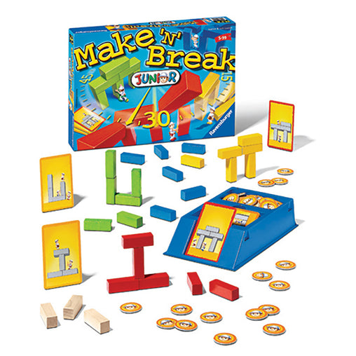 Ravensburger Game Make 'n' Break Junior